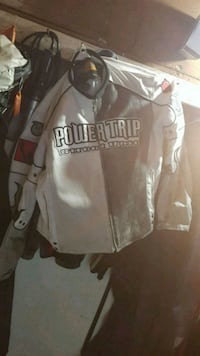 Motorcycle jacket Cambridge, N1T 1T3