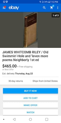 1890s addition James whitcomb riley  Knoxville, 37914
