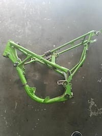1999 Kawasaki kx80 frame only with papers Rialto, 92376