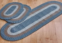 New Country Braided Rug Runner West Springfield