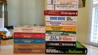 W.E.B. Griffin Various Titles. Case Lot.  Conyers, 30094