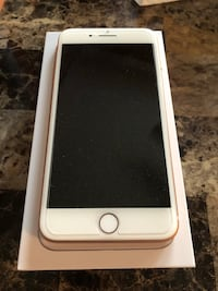 ROSE GOLD 8 PLUS IPHONE  Beverly, 08010