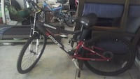 red and black hardtail bike Palm Bay, 32907