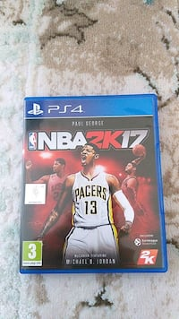 nba 2k17 ps4 oyunu  Ankara, 06450