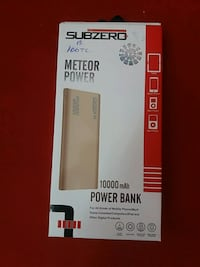 Subzero Power  BANK 10000mah ECEİLETİSİM