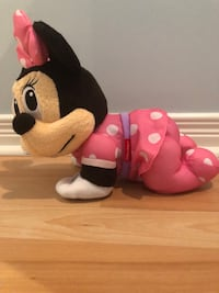Crawling Minnie Mouse Brossard