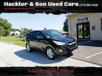 Hyundai Tucson 2012 Red Lion