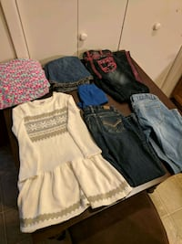 Girls Winter Clothes 6-7 Knoxville, 37918