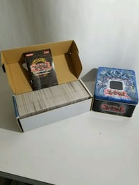 600+ Yugi Oh Cards in MINT condition Ashburn, 20147