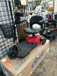 Mobility equipment Irving