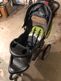 Expedition ELX Baby Jogger (baby jogger, car seat, car seat base) Washington, 20010