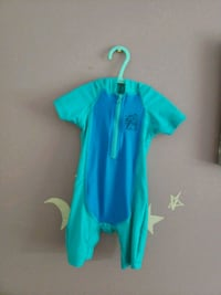 teal and green Under Armour polo shirt Kitchener, N2E 3C6