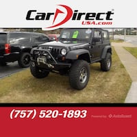 2009 Jeep Wrangler Rubicon Virginia Beach, 23455