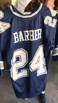blue and white Dallas Cowboys # 24 jersey Calgary, T2K 0R6
