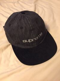 Supreme camp hat one size no flaws Richmond, V6Y 3G5