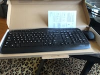 Wireless Keyboard and Mouse   Oakville, L6K 2X5