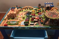 Thomas Train Table & Accessories York, 17402