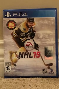 Used NHL 15 PS4 (Decent Condition) Surrey