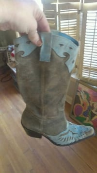 Suede boots sz 7.5 Fort Smith, 72901
