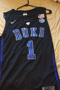 Zion Williamson Duke Jersey NCAA Basketball Barrie, L4N