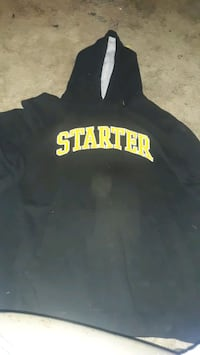 STARTER PULL OVER HOODIE