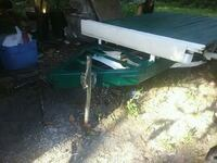 12 by 5 foot trailer Weirsdale, 32195