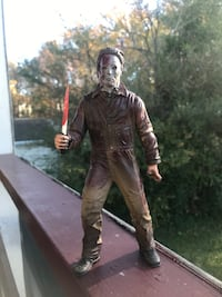 Mezco (2009) Rob Zombie's Halloween 2 Action Figure (RARE!) Sterling, 20164