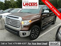 2016 Toyota Tundra Limited Rogers, 72758
