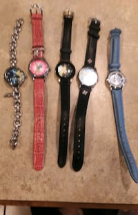 Disney tinkerbell watches