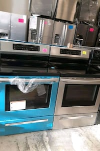 New stainless steel frigidaire Electric induction stove ????????