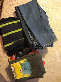 Boys size 6/7 clothes  Cambridge, N1T 2J5