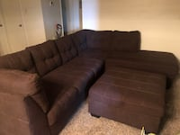 Couch with ottoman El Paso, 79925
