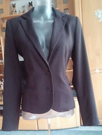 Damen Jacke Eleganter Business Blazer Gr.38 in Braun von Clockhouse NW Elsfleth