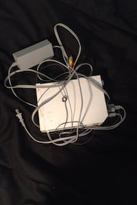 Wii no games or controller but cords Milford, 45150