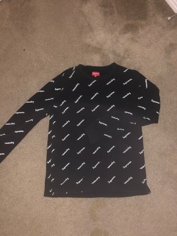 Used Supreme Thermal All Over Print Shirt For Sale In Indio - Letgo