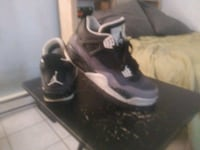 Size 10 jordan fear 4 special edition used