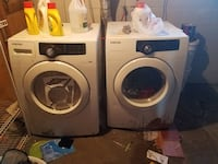 FRONT LOAD WASHER newer energy saver OMAHA