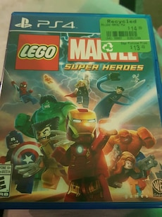 Sony PS4 Lego Marvel Super Heroes