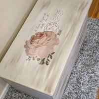 Blanket Chest, Toy Box or Shoe Storage