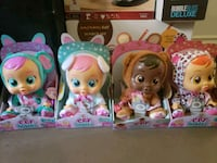 1 set of cry baby dolls Whittier, 90606