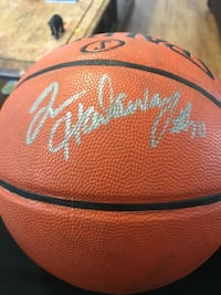 Tim Hardaway Ball  Fairfax