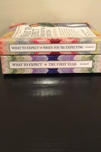 What to expect when your expecting and the first year