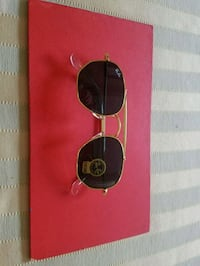 Rayban 54 mm Iconic Aviator Gold Black lenses  Maple, L6A