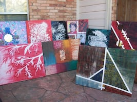 $20-45 Canvas Paintings