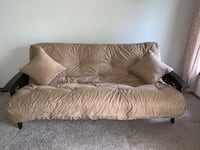 Brand NEW queen sized futon (mattress and frame included) Boulder, 80303