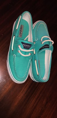 Teal Sperry shoes Plum, 15068