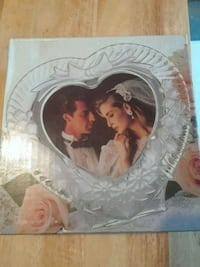 Heart Crystal picture frame Nashua, 03060