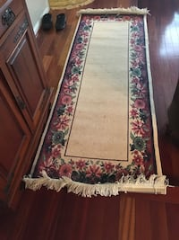 Excellent condition oriental hallway runner. Best offer.  Reston, 20194