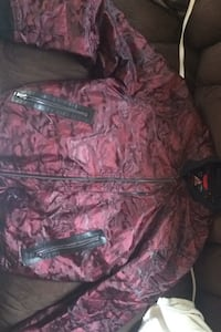 Insolated Red & Black Camo Jacket Louisville, 40203