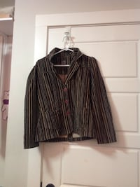 Vintage button up jacket  Burnaby, V5C